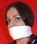 Uk beauties tightly bound and gagged