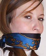 Uk babes, tightly bound and gagged